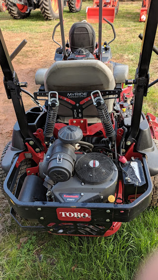Toro Demo Model Sale